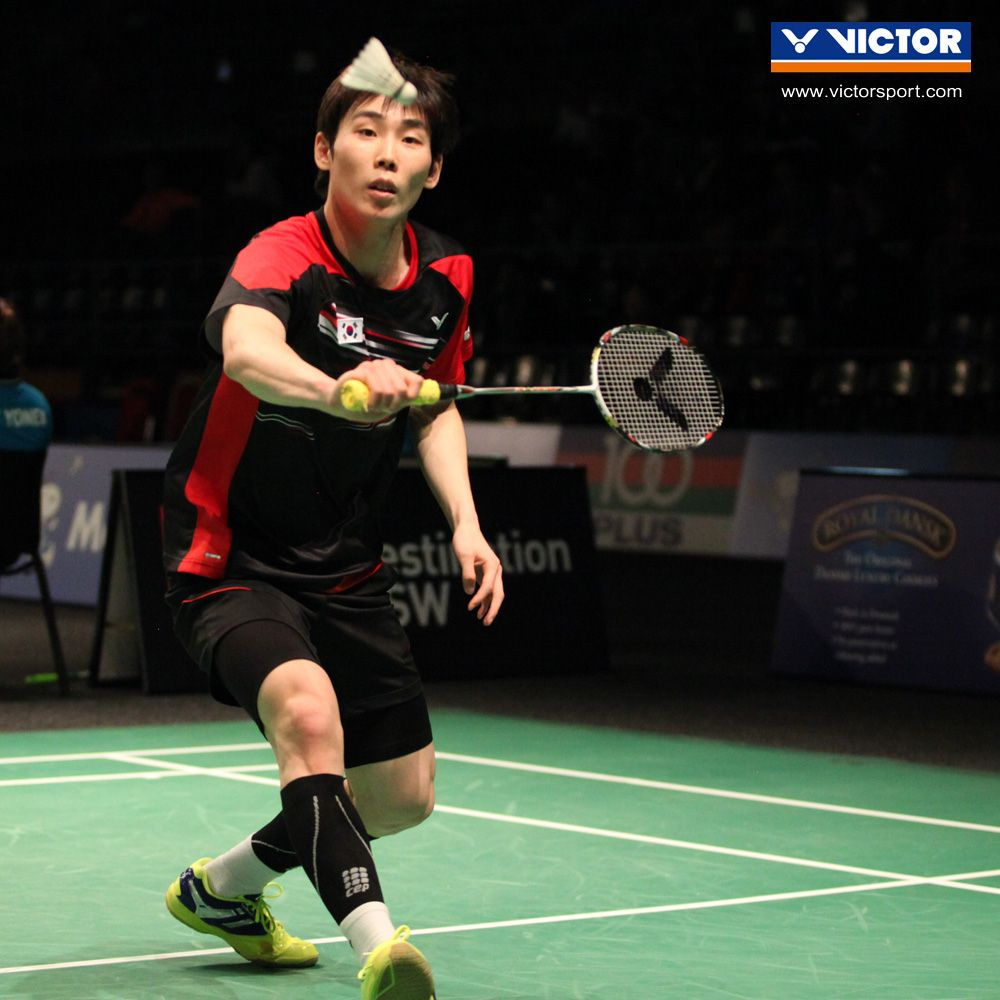 VICTOR Korea Open Home Favorite Son Ready to Give another Shot at