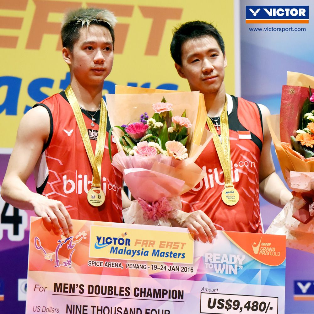 Next Generation Shines in VICTOR Malaysia Masters VICTOR