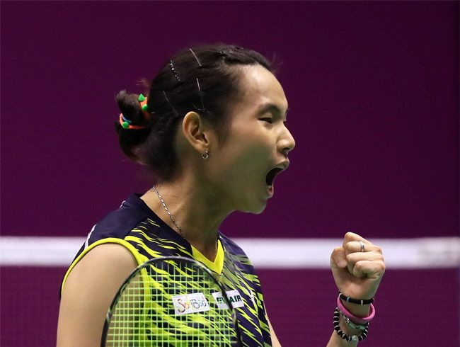 Tai to Debut as New BWF World No.1 After Hong Kong Open Win